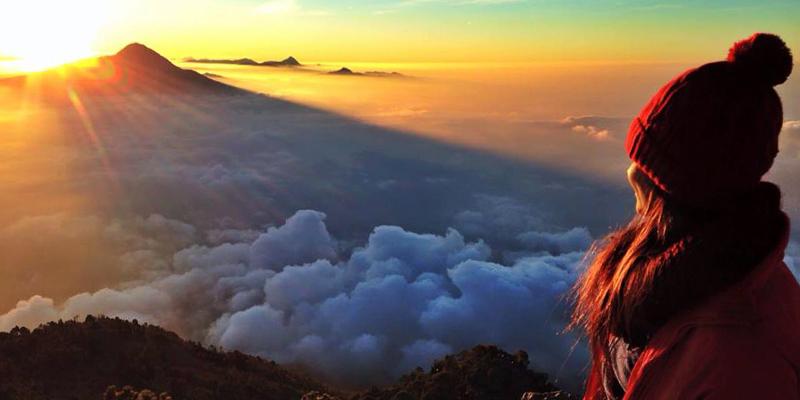 Volcán Tacaná, San Marcos