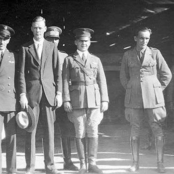Biografía de Miguel García Granados Solís, aviador
