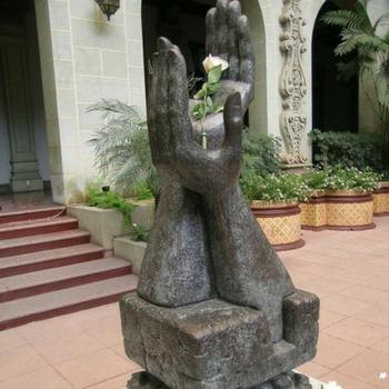 Ceremonia de colocación de la rosa blanca en Guatemala