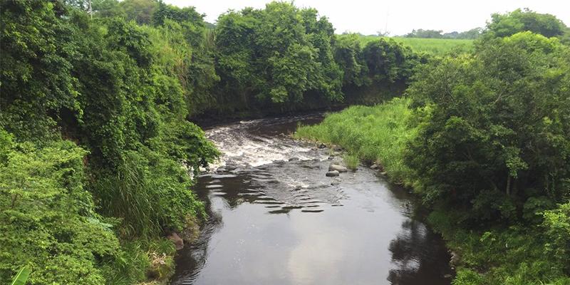 Cuenca del río María Linda, Guatemala