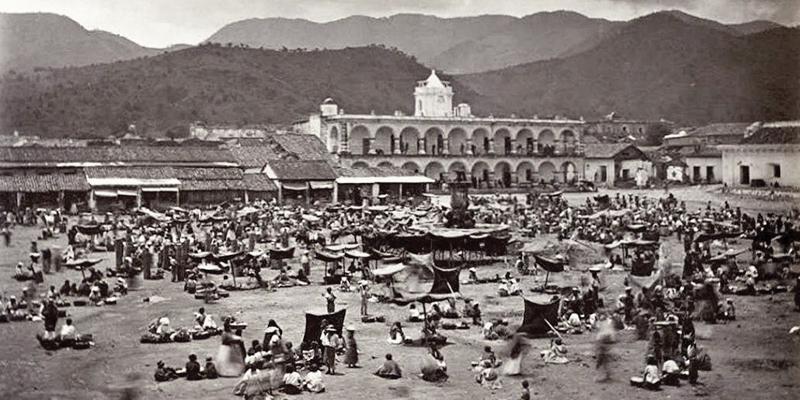 Historia de los traslados de la capital de Guatemala