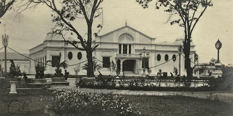 Historia del Palacio Centenario en Guatemala