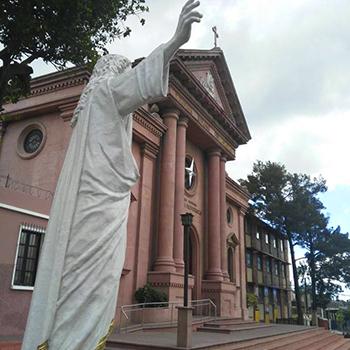 Iglesia Divina Providencia, ciudad de Guatemala