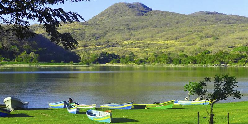 Lago de Güija, Guatemala
