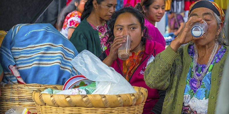 Los atoles tradicionales de Guatemala