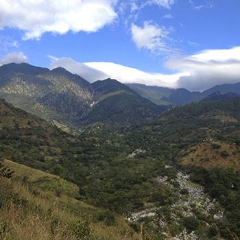 Sierra de las Minas, Guatemala
