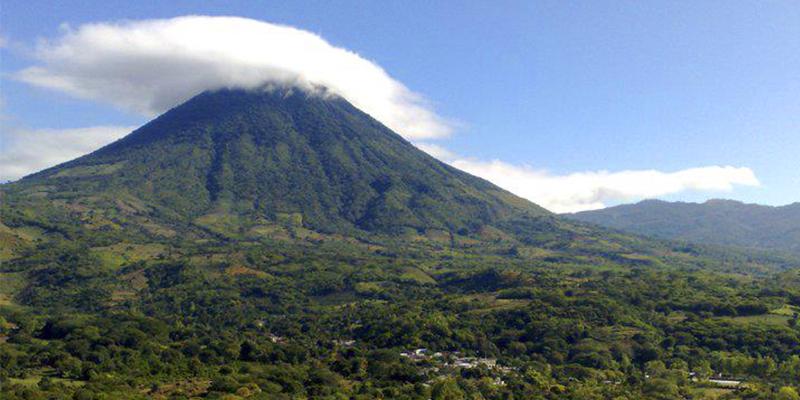Volcán Chingo, Jutiapa