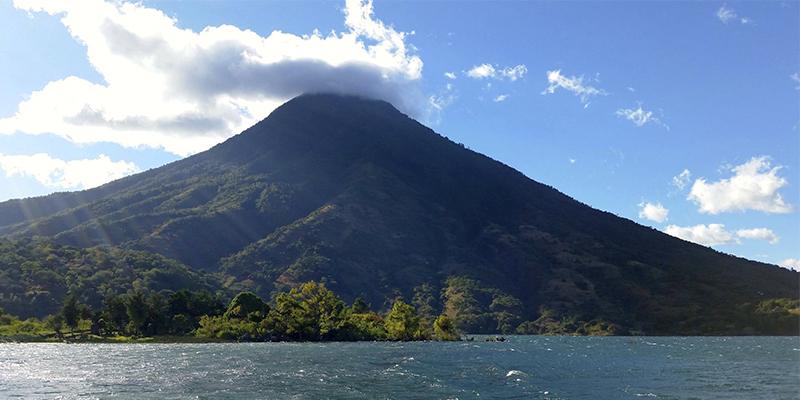 Volcán Tolimán, Sololá