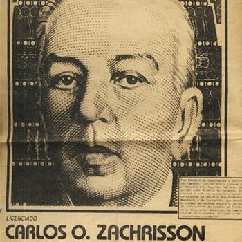 Biografía de Carlos O. Zachrisson Padilla