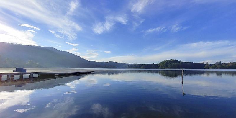 Laguna El Pino, Santa Rosa