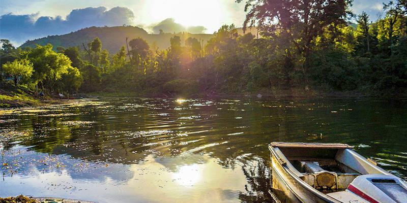 Laguna de Calderas, Guatemala