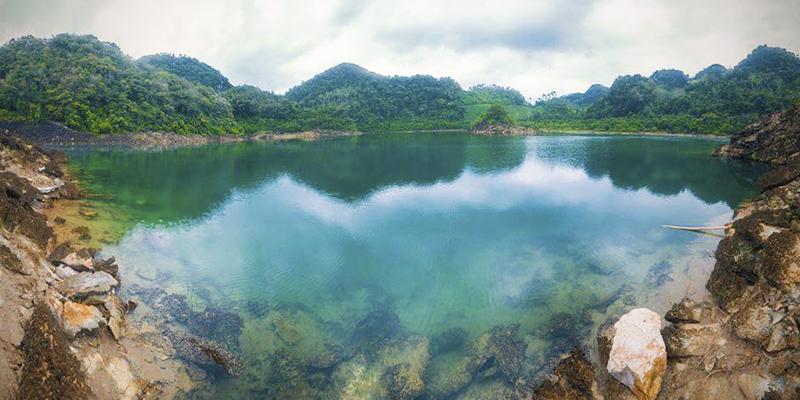 Lagunas de Sepalau, Alta Verapaz
