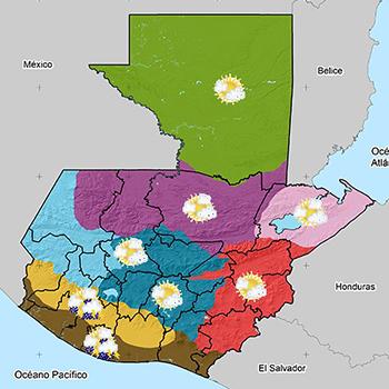 Los departamentos más calientes de Guatemala3