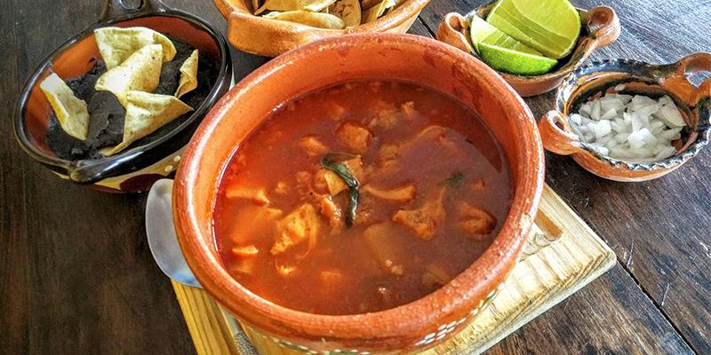 Receta para hacer caldo de panza guatemalteco
