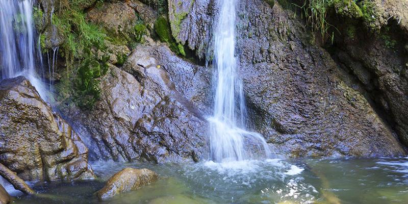 Cataratas del Chorro en Quiché