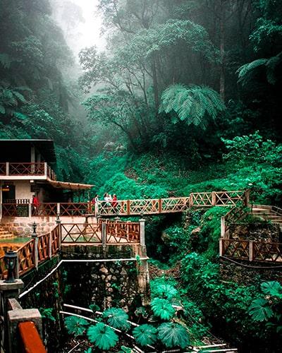 Fuentes Georginas, Guatemala - Foto IG @anderw.vicente
