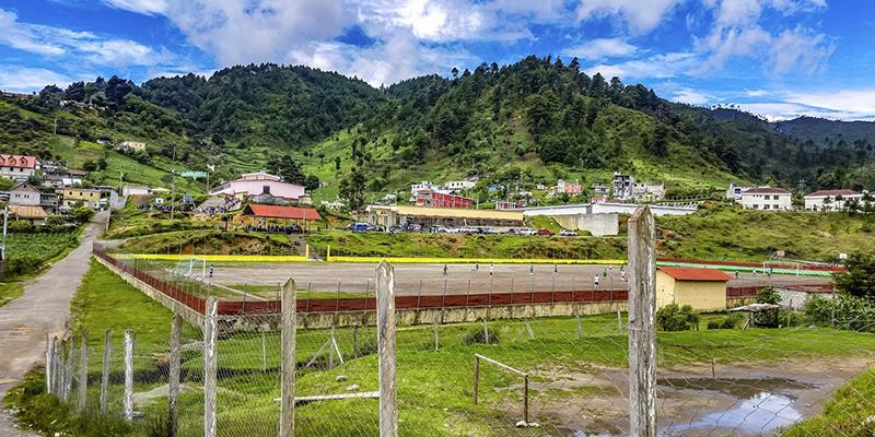 Municipio de Santa Eulalia, Huehuetenango