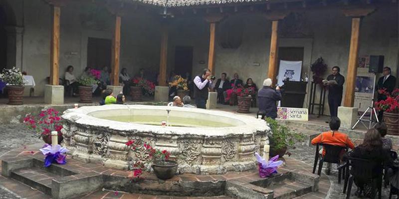 Museo Sor Juana de Maldonado en Antigua Guatemala