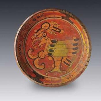 Aves mitológicas mayas en Guatemala