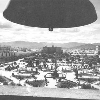 Campana La Chepona de la Catedral en la Ciudad de Guatemala