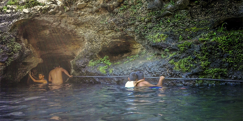 Cueva Andá Mirá en Jutiapa