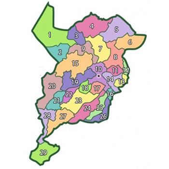 Departamento de San Marcos, Guatemala