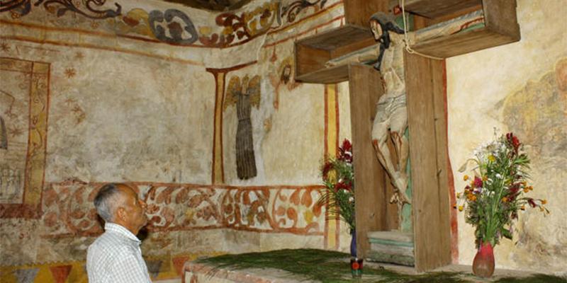 Ermita del Soldado en Alta Verapaz