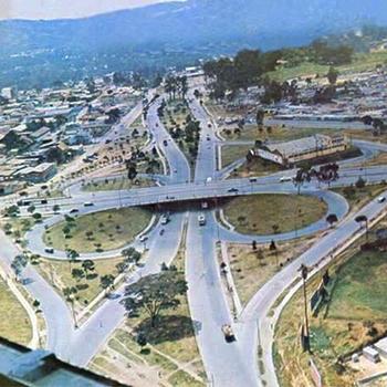 Historia de El Trébol en la ciudad de Guatemala