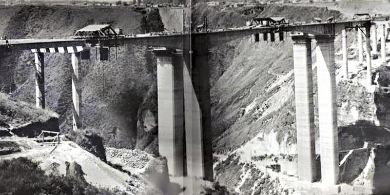 Historia del Puente El Incienso en Guatemala