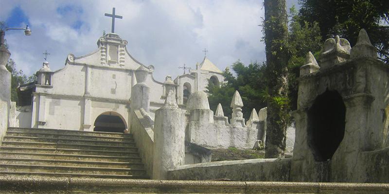 Iglesia El Calvario en Cobán, Alta Verapaz