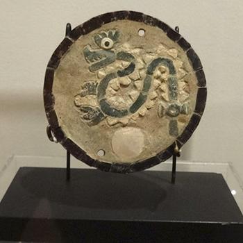 La serpiente emplumada, dragón de los mayas en Guatemala