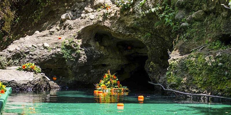 Leyenda de la Cueva de Andá Mirá