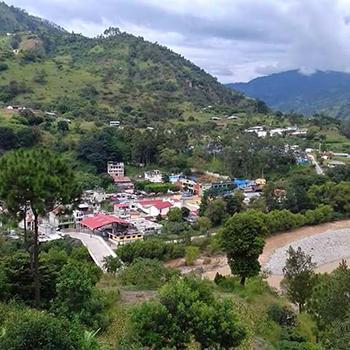 Municipio de San Gaspar Ixchil, Huehuetenango