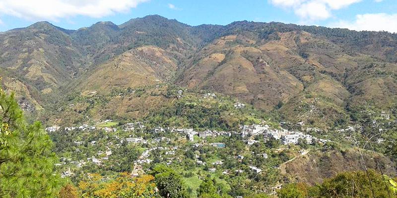 Municipio de San Rafael Petzal, Huehuetenango