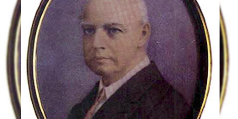 Presidente Pedro de Aycinena 1865