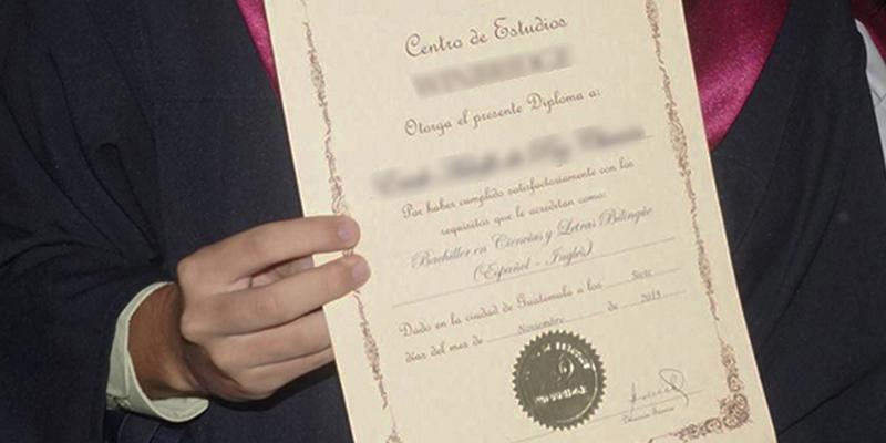 Qué hacer si perdí mi título académico en Guatemala? | Aprende ...