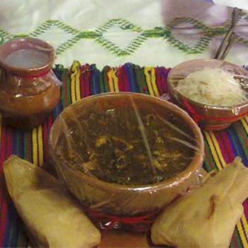 Receta para hacer Cherepe de Guatemala