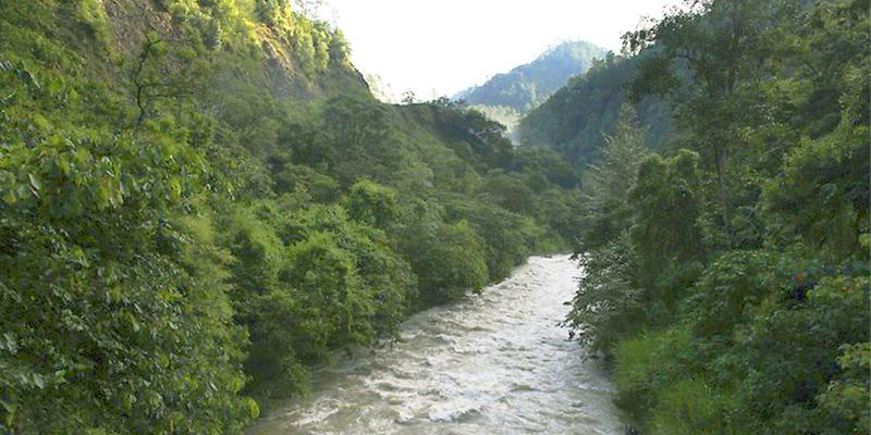 Reserva Biósfera Visis Cabá en Quiché