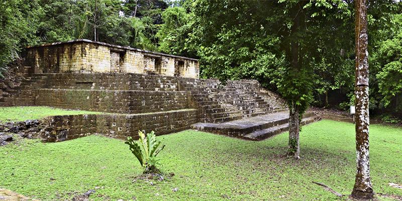 Sitio Arqueológico Aguateca, Petén