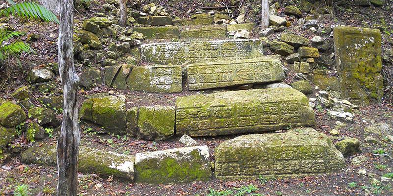 Sitio Arqueológico Dos Pilas, Petén