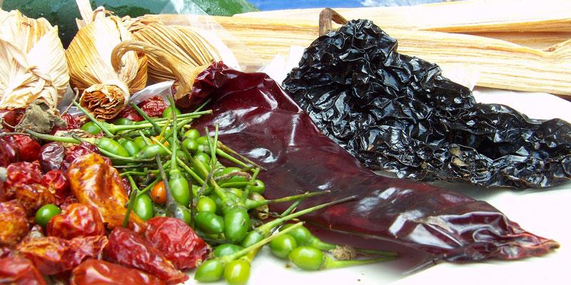 tipos de chile que existen en Guatemala