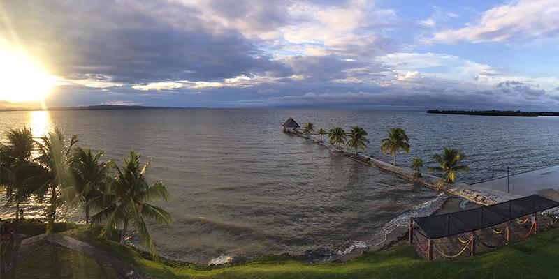 Bahías de Guatemala y sus ubicaciones