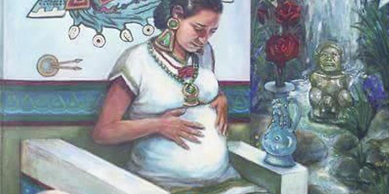 Cómo eran los partos de los mayas en Guatemala