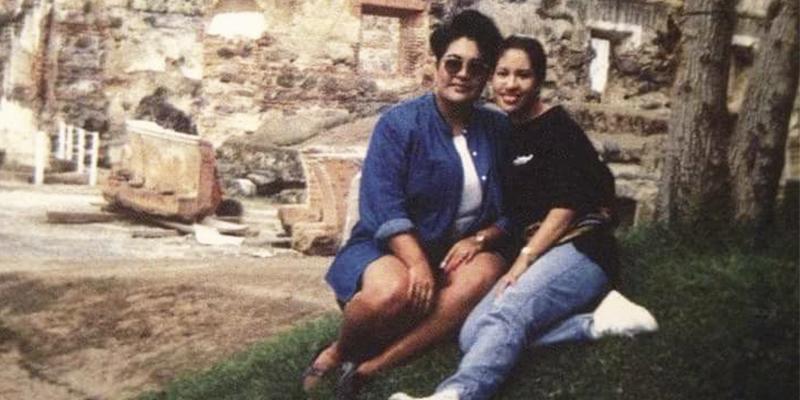 Fotos de Selena Quintanilla en Guatemala