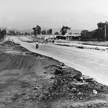 Historia de la construcción del Anillo Periférico de la Ciudad de Guatemala