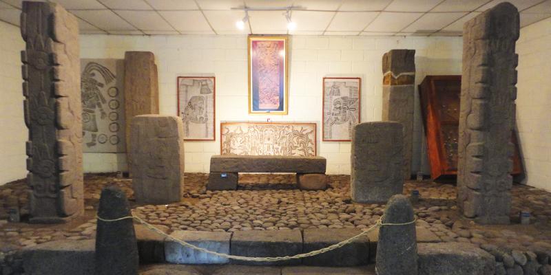 Museo Cultura Cotzumalguapa, Escuintla