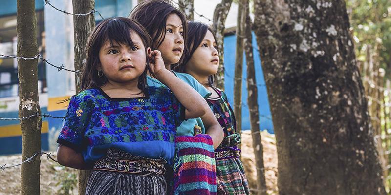 Palabras en idioma Achi' de Guatemala