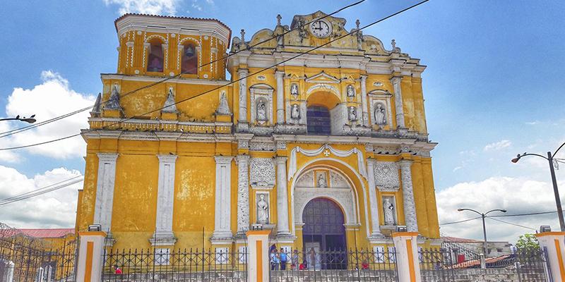 Parroquia de Nuestra Señora de Concepción, Catedral de Escuintla