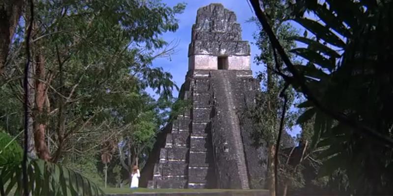 Películas extranjeras filmadas en Guatemala