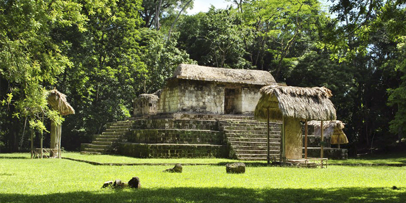 Sitio Arqueológico El Ceibal, Petén